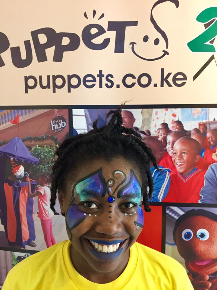 facepainting for birthday parties in kenya nairobi
